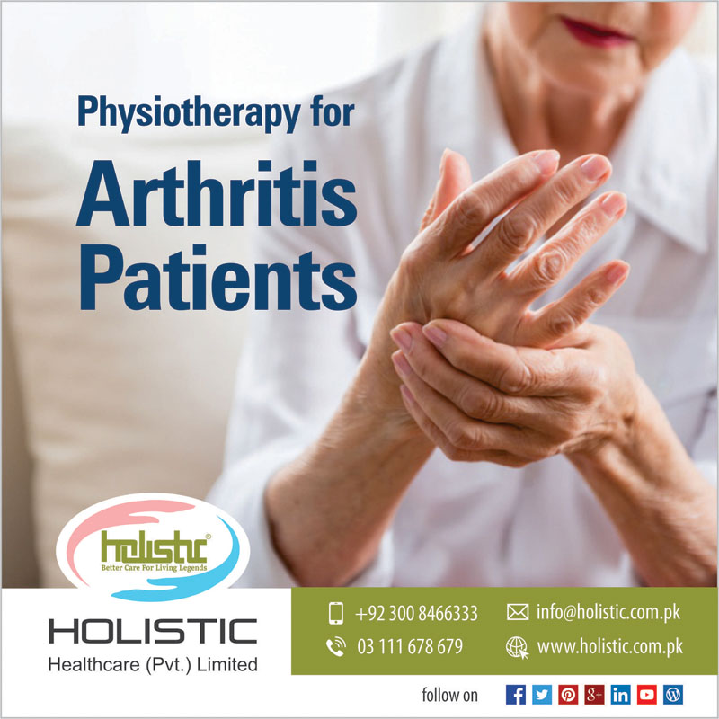 Physiotherapy for Arthritis Patients