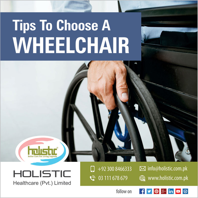 Choose Wheelchair