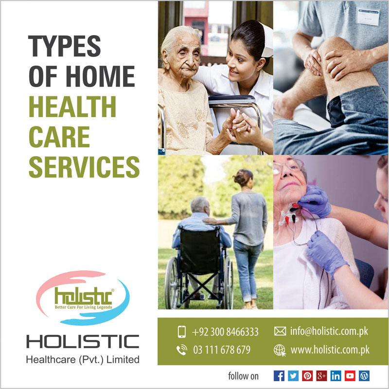 Types of Home Health Care Services