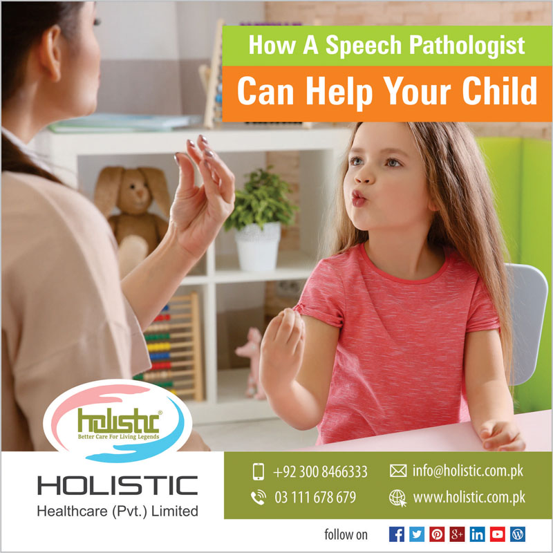 Child Speech Pathologist