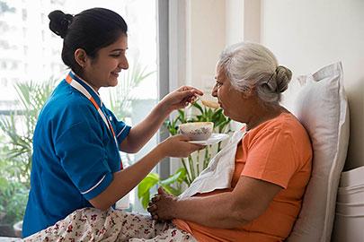 Caregiver and AYA Services
