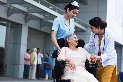 Disabled care services