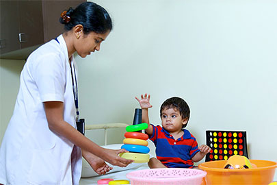 Speech & Occupational Therapy