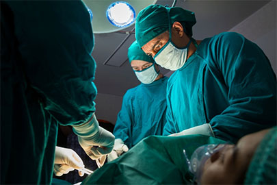 ICU Trained Nurses